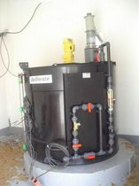 tank for chemical product  Sodimate