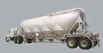 tanker truck for powder and granulates  Dynamic Air