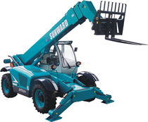 telehandler 3 500 - 5 000kg, 13 650 -17 950 mm | SWTH series SUNWARD INTELLIGENT EQUIPMENT CO.,LTD.