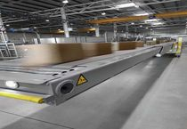 telescopic belt conveyor  VANDERLANDE INDUSTRIES