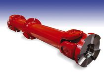 telescopic universal joint shaft HS 250 CAT