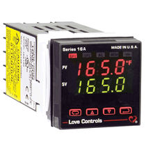 temperature and process controller UL E83725, CE, IP66 | 16A Series DWYER