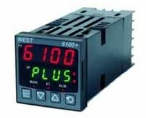 temperature and process controller 48 x 48 mm | West P6100 CD Automation UK Ltd