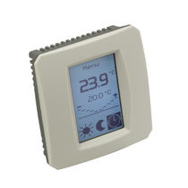 temperature and process controller with LCD-display 24 VDC, 58 x 38 mm | AMR-OP70 AMiT, spol. s r.o.