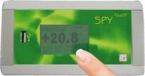temperature data-logger with touch screen -196 - 184 °C | SPY ToucH'U JRI Maxant