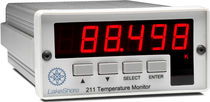 temperature monitor 211 series Lake Shore Cryotronics, Inc.