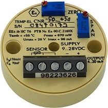 temperature transmitter TEMP-EL CNR Satron Instruments Inc.