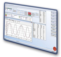 test and measurement software  Bose - ElectroForce Systems Group