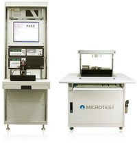 test bench for electric motor windings PT-960F Microtest Corporation