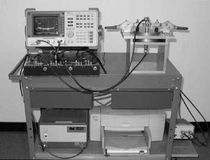 test station for EMI/EMC immunity testing  Spira