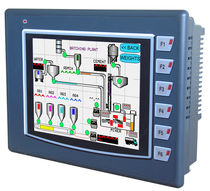 TFT color display touch screen operator terminal  5.7, IP65 | FP4057T Renu Electronics Pvt. Ltd.