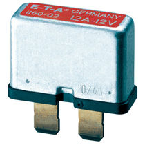 thermal circuit breaker 12 V DC, 12 � 30 A | 1160 series E-T-A