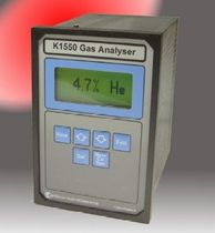 thermal conductivity gas analyzer K1550 Hitech Instruments Ltd.