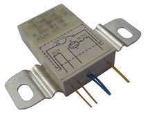 thermal fuse assembly with metal base 100 - 200 A | TS-R series Xiamen SET electronics Co.,Ltd