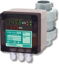 thermal mass flow-meter for liquids 0.1 l/min - 150 m3/h, IP 65 Desin Instruments