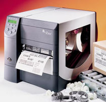 thermal transfer label printer Zebra ZM 600 Macsa ID