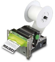 thermal transfer printer 60 mm, 140 mm/s | TG2460 H CUSTOM ENGINEERING SPA
