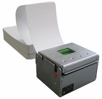 thermal transfer printer for ticket KPM180H CUSTOM ENGINEERING SPA
