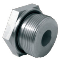 "threaded plug 1/8 - 1 1/2"", PN 630 NORMYDRO"