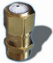 threaded safety valve max. 25 bar               Sistem Pneumatica S.r.l.