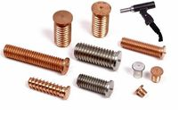 threaded welding stud  AMECA