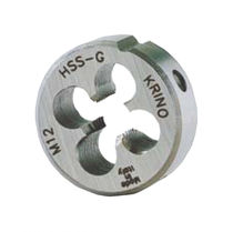 threading die ø 1 - 68 mm | 12060 HSS-G Krino S.p.A.