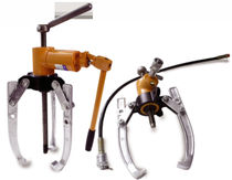 three arm hydraulic bearing puller  Simson Power Tools