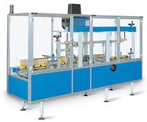 three-flap carton closer (hot melt glue) 80 p/min | RCV50 Cariba