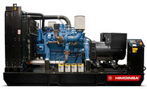 three-phase diesel power generator set 910 kVA, 50 Hz | HMW-910 T5 HIMOINSA