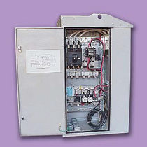 three-phase electric distribution box RS 80778 A, RS 80778 B ELECTROMAGNETICA
