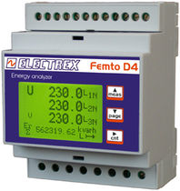 three-phase electric energy meter  ELECTREX