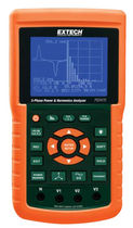 three-phase graphical power analyzer with data-logger PQ3470 Extech