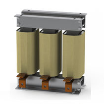 three-phase harmonic filter reactor IP00 Trafotek Oy