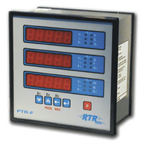 three-phase power analyzer 100 - 440 V | PTR series RTR Energía