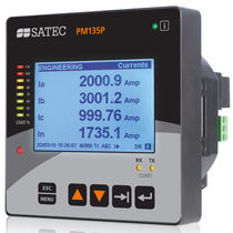 three-phase power meter PM135P SATEC