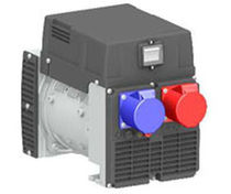 three-phase synchronous alternator 5.5 - 13 kVA | TR 100 series  Nuova Saccardo Motori