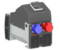 three-phase synchronous alternator 11 - 25 kVA | TR 112 series  Nuova Saccardo Motori