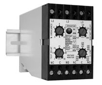 three-phase voltage measuring and monitoring relay 500 - 600 VAC | DLMHBRAAA SSAC