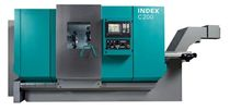 three turret twin-spindle CNC turning center max. 90 mm | C200 INDEX-Werke