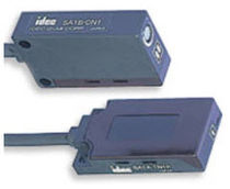 through-beam photoelectric sensor, block type 6 - 3/4 '' | SA1A/SA1B IDEC USA