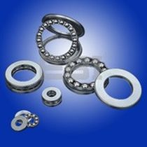thrust ball bearing ID: 3 - 120 mm, OD: 8 - 155 mm, max. 396 kN EBI Bearings
