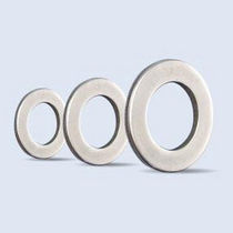 thrust washer ID : 3 - 55 mm, OD : 4.5 - 78 mm Boca Bearing Company