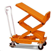 tilting scissor lift table 150 - 800 kg | BL series HU-LIFT