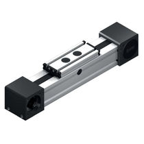 timing belt linear actuator QLZ, QLR Series Bahr Modultechnik GmbH