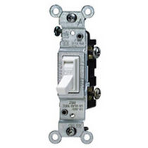 toggle switch  Leviton