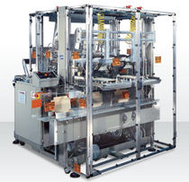 top load carton / tray erector (automatic, hot melt glue) max. 60 p/min | AFC, AFCS series ADCO Manufacturing