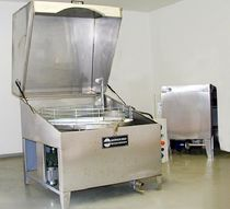 top-loader washing machine (spray) 600 - 1 400 mm | L series MEA Maschinen GmbH