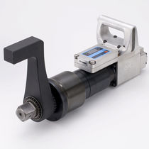 torque control pneumatic nutrunner 2000 - 5000 Nm | PTS-5000ES KUKEN CO., LTD.