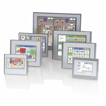 touch screen graphical HMI terminal 3,5&quot; - 12.1&quot; | PV Series Cmz Sistemi Elettronici