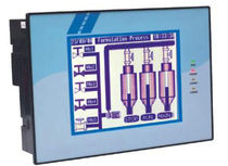 touch screen HMI terminal 24 VDC, 4 - 20 mA | HIO545 Renu Electronics Pvt. Ltd.